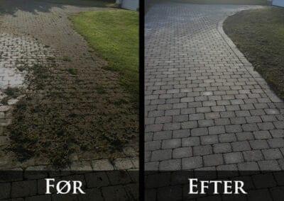 Fliserens før/efter
